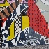 Grafitti Collage II - ID: 12905732 © Myron Schiffer