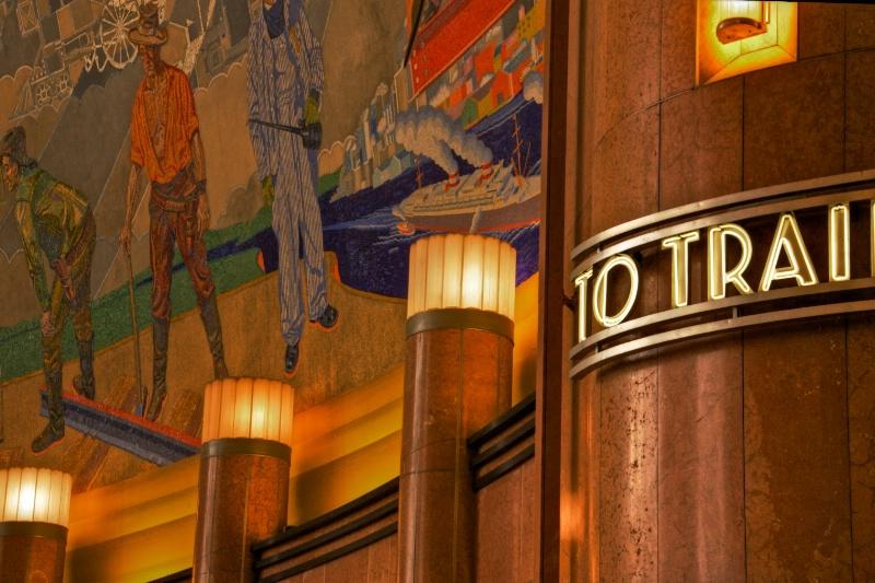 Union Terminal Interior