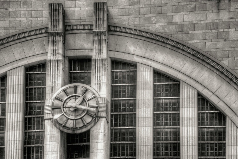 Union Terminal  HDR