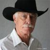 cowboy in black h...