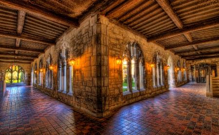 The Gothic Halls
