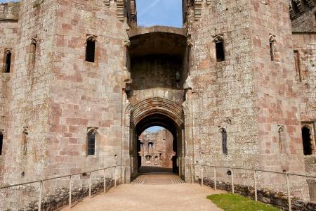 Castle Walls, Wales