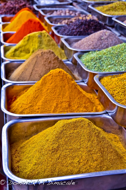 ~ ~ SPICES OF LIFE ~ ~