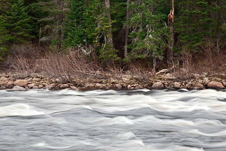 Jacques Cartier River.