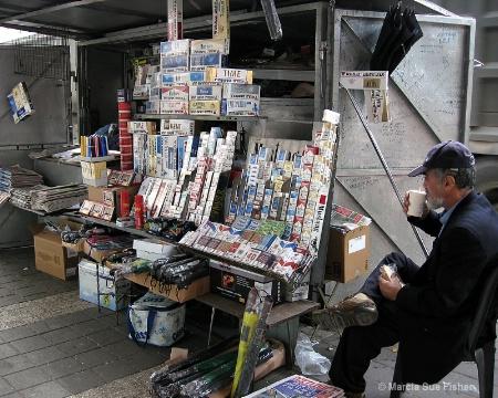 Israeli Vendor