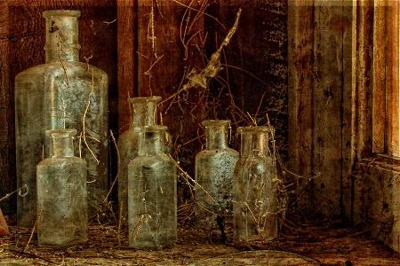 Calico Bottles