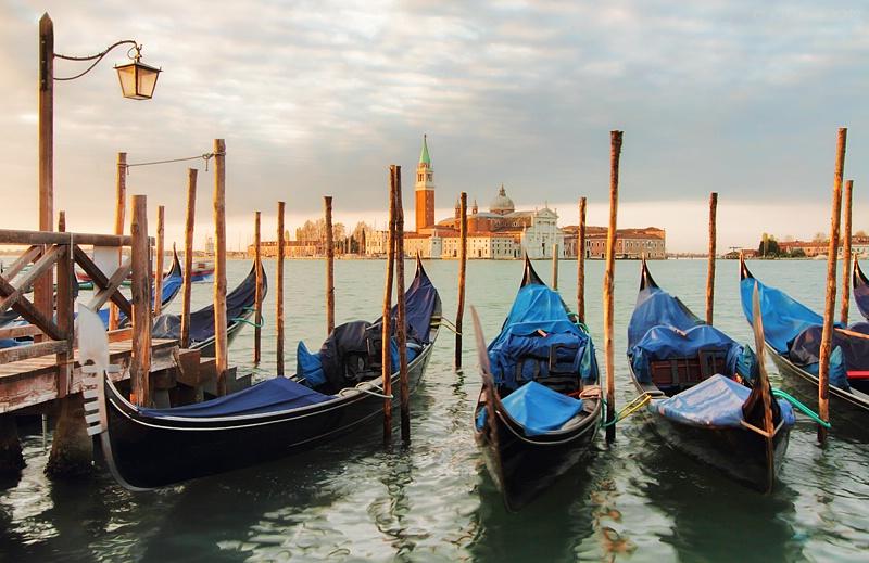 Bon giorno Venezia!