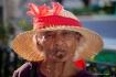 Straw Hat Woman i...
