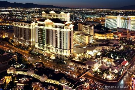 Vegas Twilight