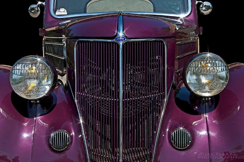 Purple Ford