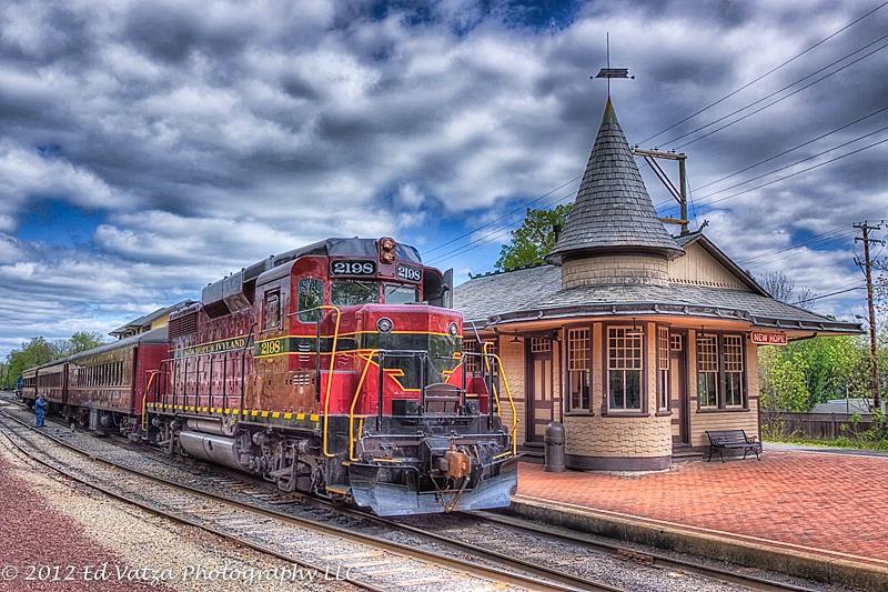 New Hope & Ivyland Railway