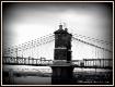 Bridge into Cinci...