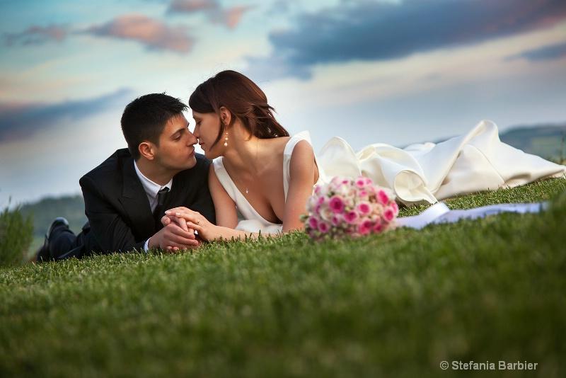 just married - ID: 12986861 © Stefania Barbier