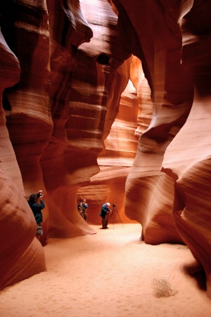 Antelope Canyon Photographers Tour