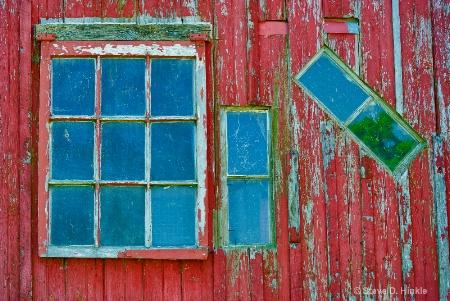 A NonConformist Window!