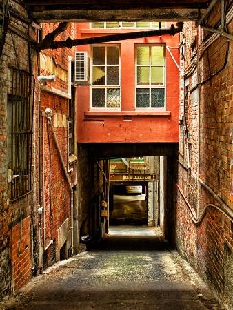 NZ Alley