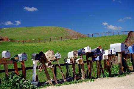 Roadside Mailbox Gang