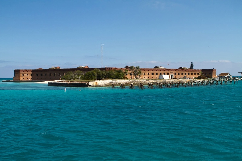 The Fort Jefferson - ID: 12997098 © Michael Stern