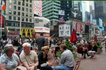 Times Square - 42nd St