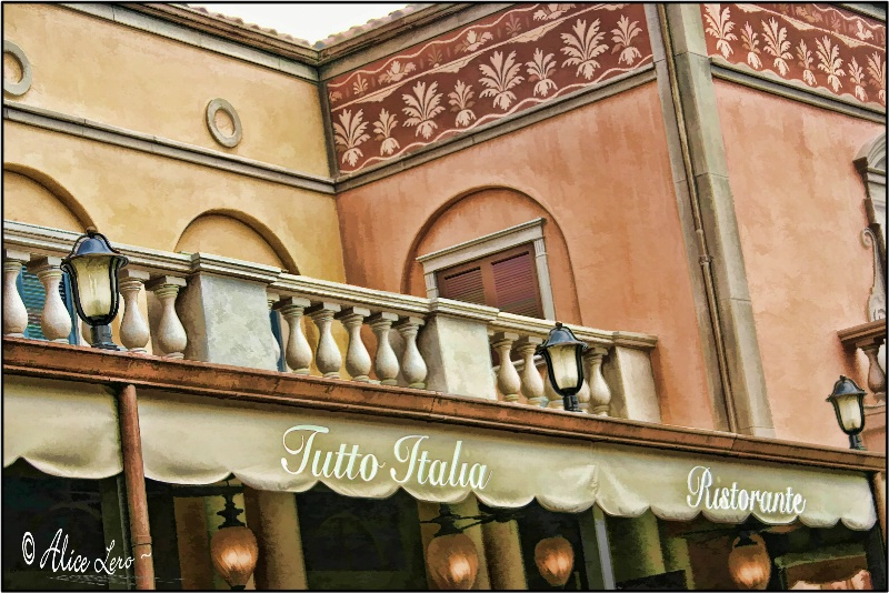 Tutto Italia Restorante ~
