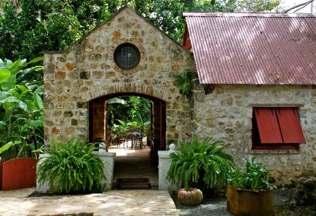 St. Nicholas Abbey~Barbados