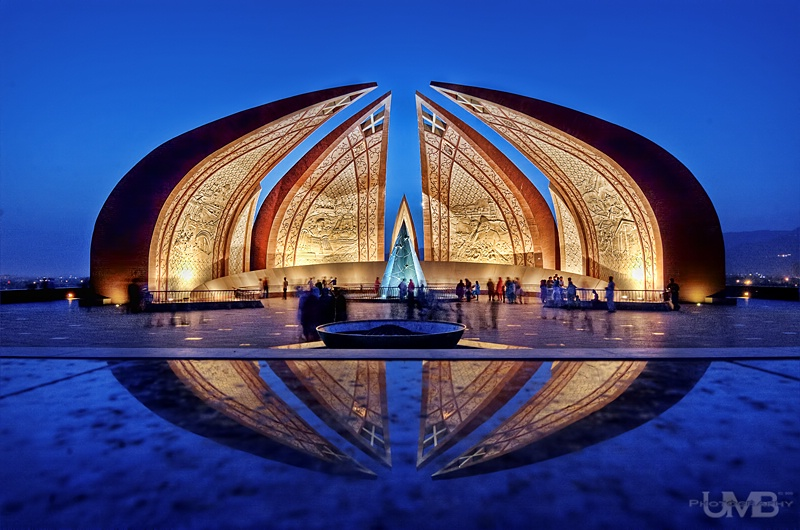 Photography Contest Grand Prize Winner - Pakistan Monument