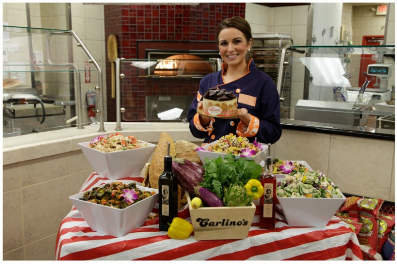 Chef Angela Carlino Milani<br> - ID: 13026614 © Timlyn w. Vaughan