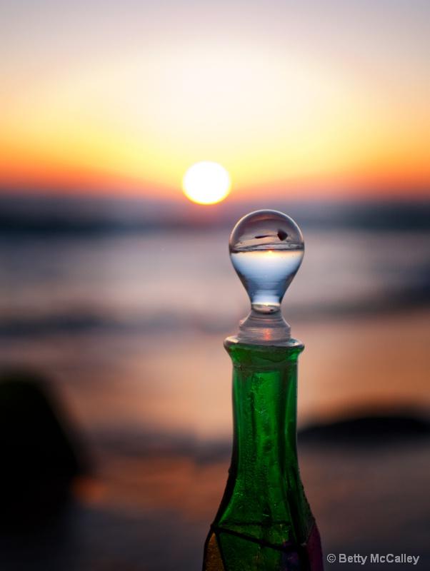 Bottled Sunset