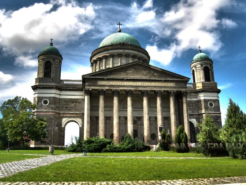 Basilica from Esztergom