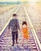 On the tracks....