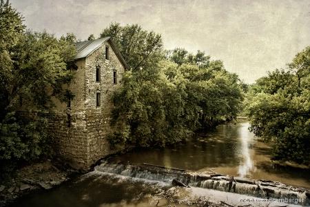 Cedar Point Dam Mill