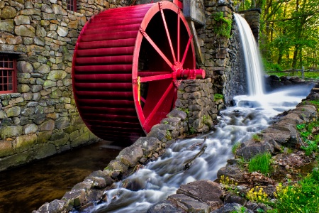 Grist Mill Technology