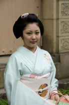 Japanese Girl after