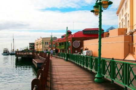 Barbados Boardwalk