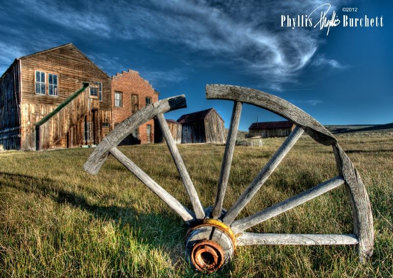 The Wheel...invented circa 4000 BC