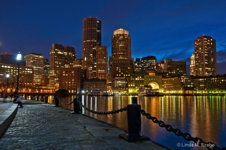 Rowe's Wharf - Boston, MA