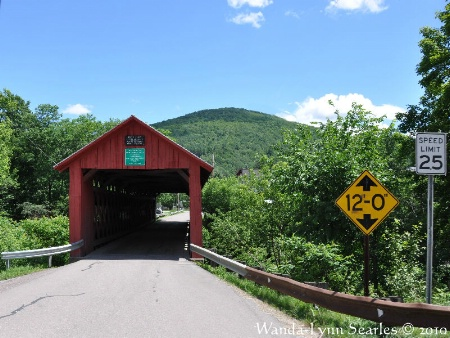 Station Covered Bridge Dog River
