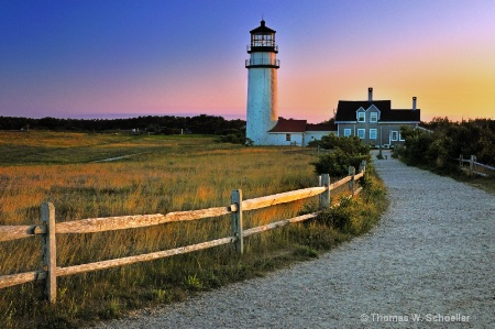 """Cape Cod Lighthouse"""