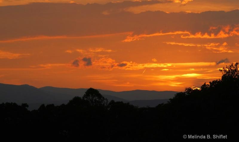 Bluestone Sunset