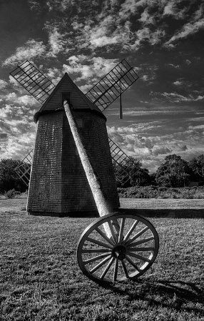 Godfrey Grist Mill, Chatham