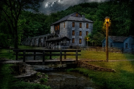 Moonlight Mill