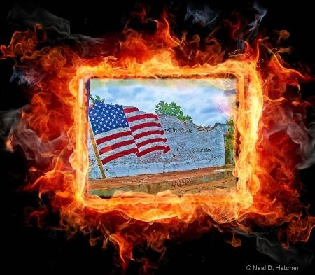 "----------""The Patriotic Fires""----------"