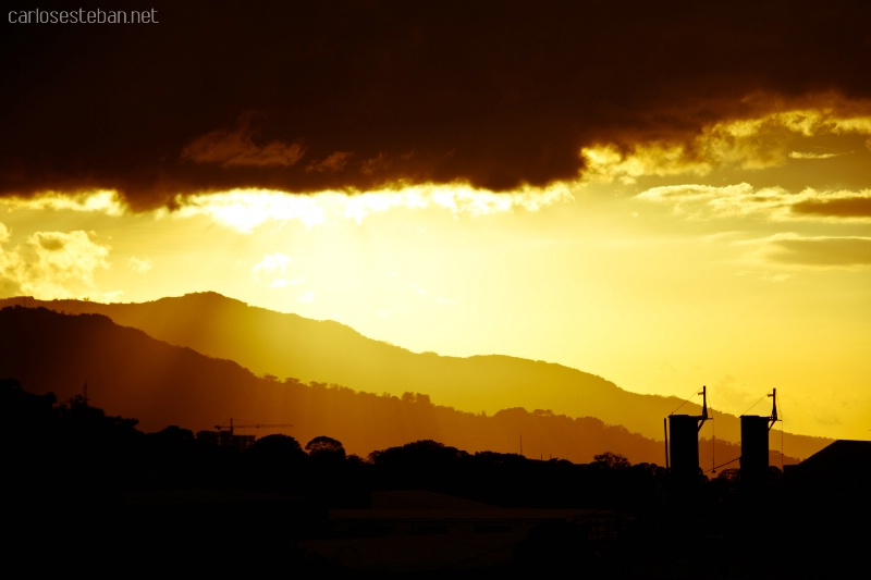 Mistic Sunset