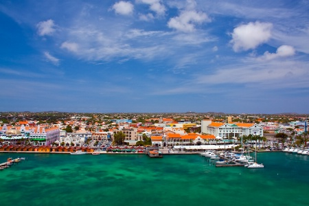 Aruba Harbor