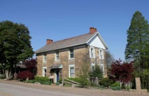 17.  ralph hardesty house  old stone house nursery