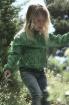 Girl walking in t...