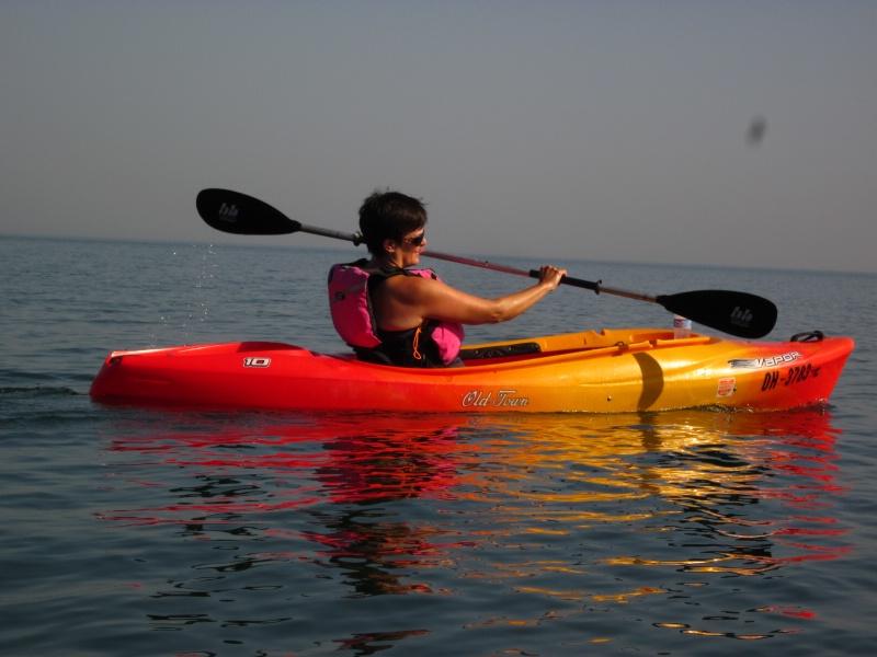 kayaking kt