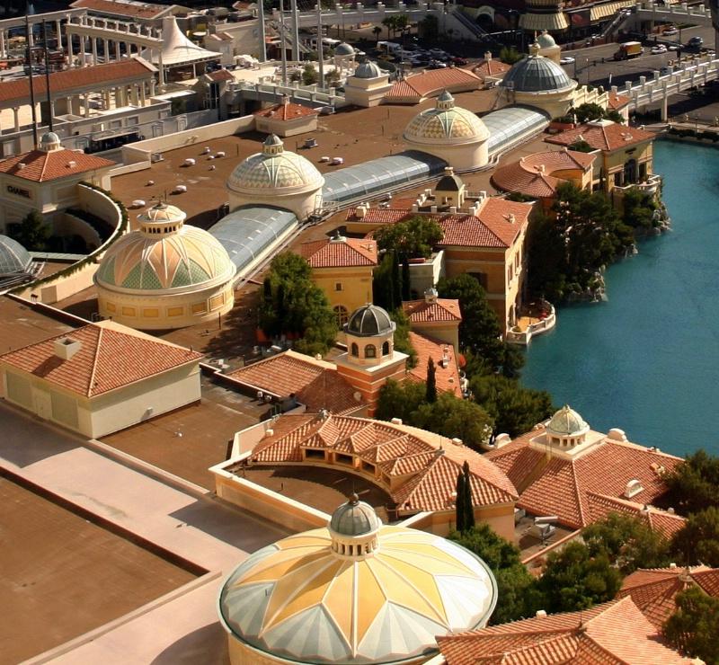 Roof Tops in Las Vegas