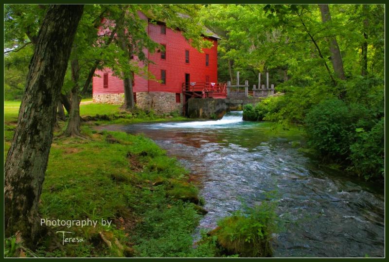 Allie Springs Mill