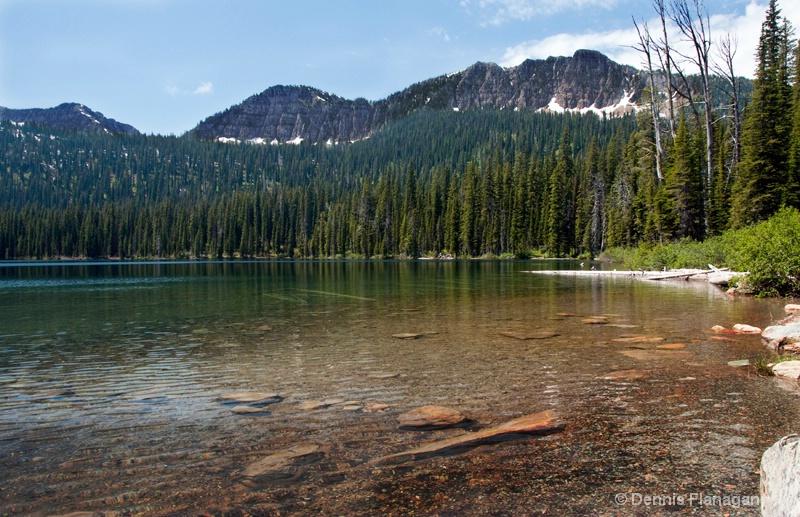 Lake Therriault, MT